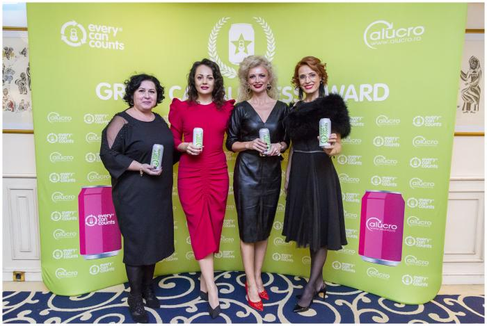 RECICLAD`OR - premiat in cadrul Galei GREEN CAN BUSINESS AWARDS 2019